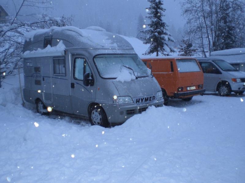 Alpencamping-Haller