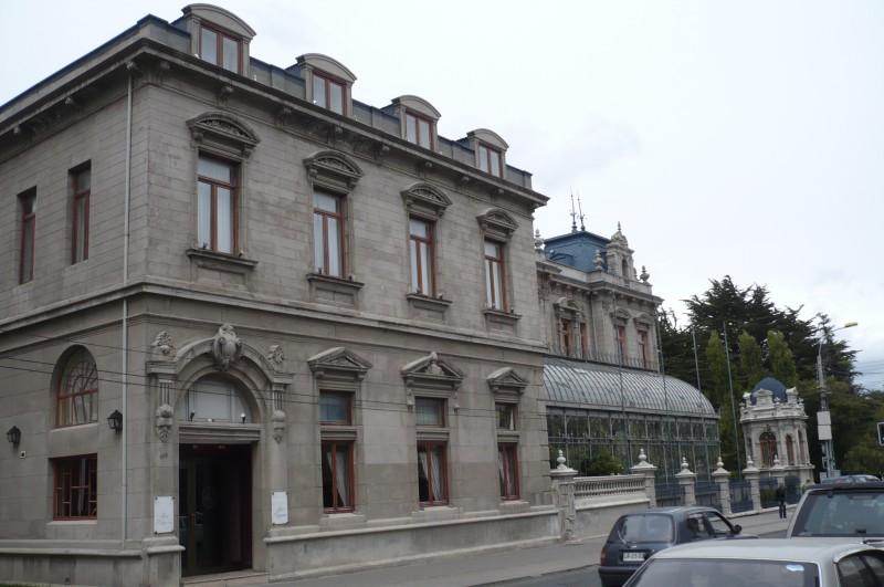 ehemaliger Palast von Sara Braun an der Plaza Armas