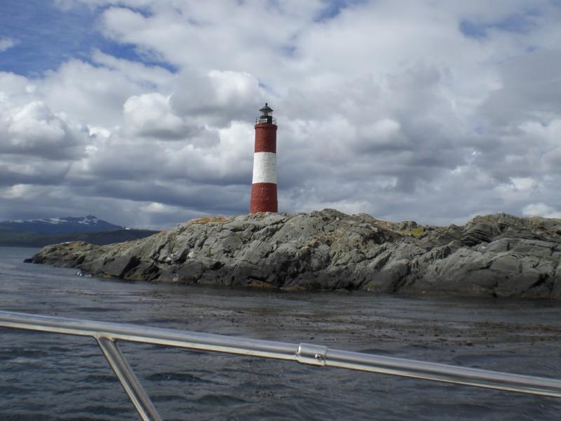 Les Éclaireurs, südlichster Leuchtturm