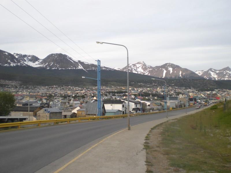 Ushuaia, Argentinien (Ciudad mas austral del mundo)