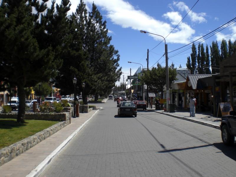 El Calafate Zentrum