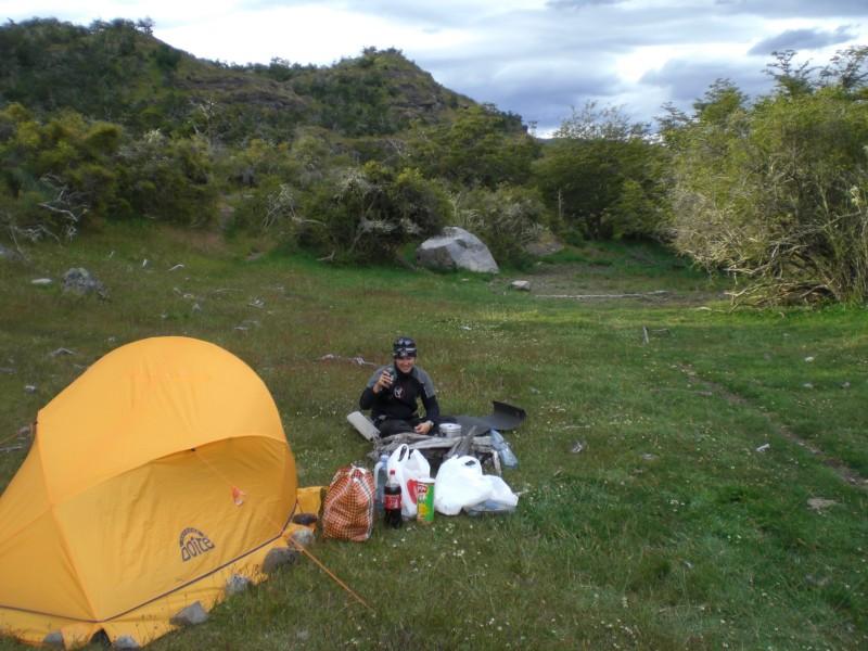 Wildcamping