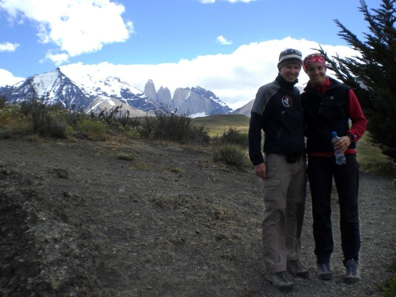 glücklich und zufrieden nach fünf Tagen Trekking